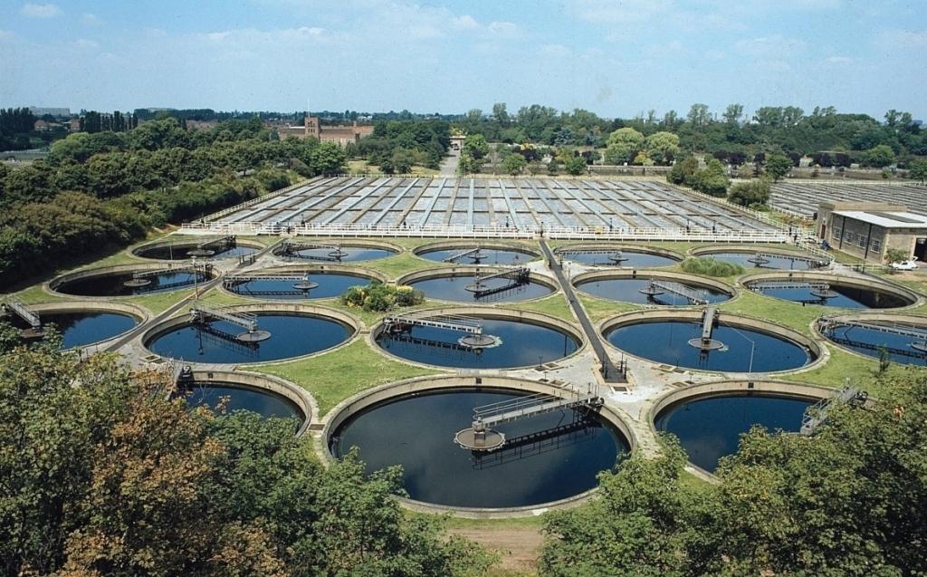 Klordiokit ile atık su sistemleri dezenfeksiyonu